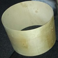 Photo of bare drum shell