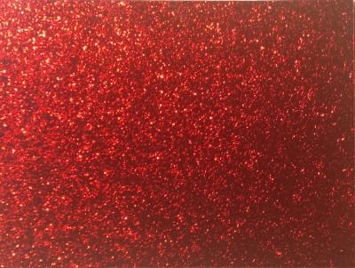 Photo of JS Dark Red Sparkle drum wrap