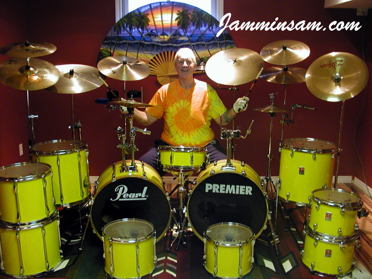 Js Vintage Yellow On Drums Page 4 Jammin Sam