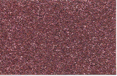 Drum Wrap Material: Example close-up of Vintage Pink Sparkle